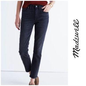 Madewell Cruiser Highwaisted Jeans-30